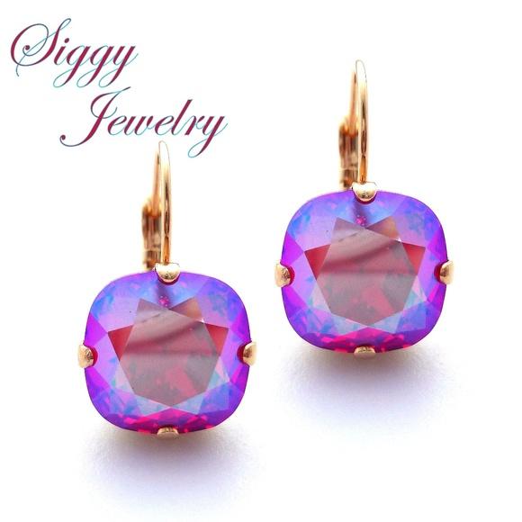 56155ab08 Swarovski® Crystal Earrings, Light Siam Shimmer. Boutique.  M_5a5051b93afbbd945c0264cd. M_5a5051b8a6e3ea505b026910.  M_5a5051b8a825a6be34026d1f